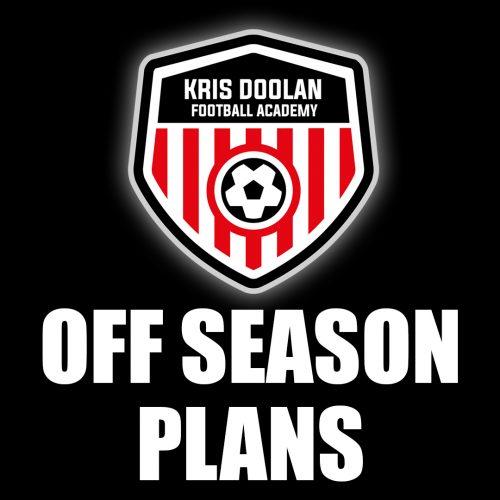 Off Season Plans